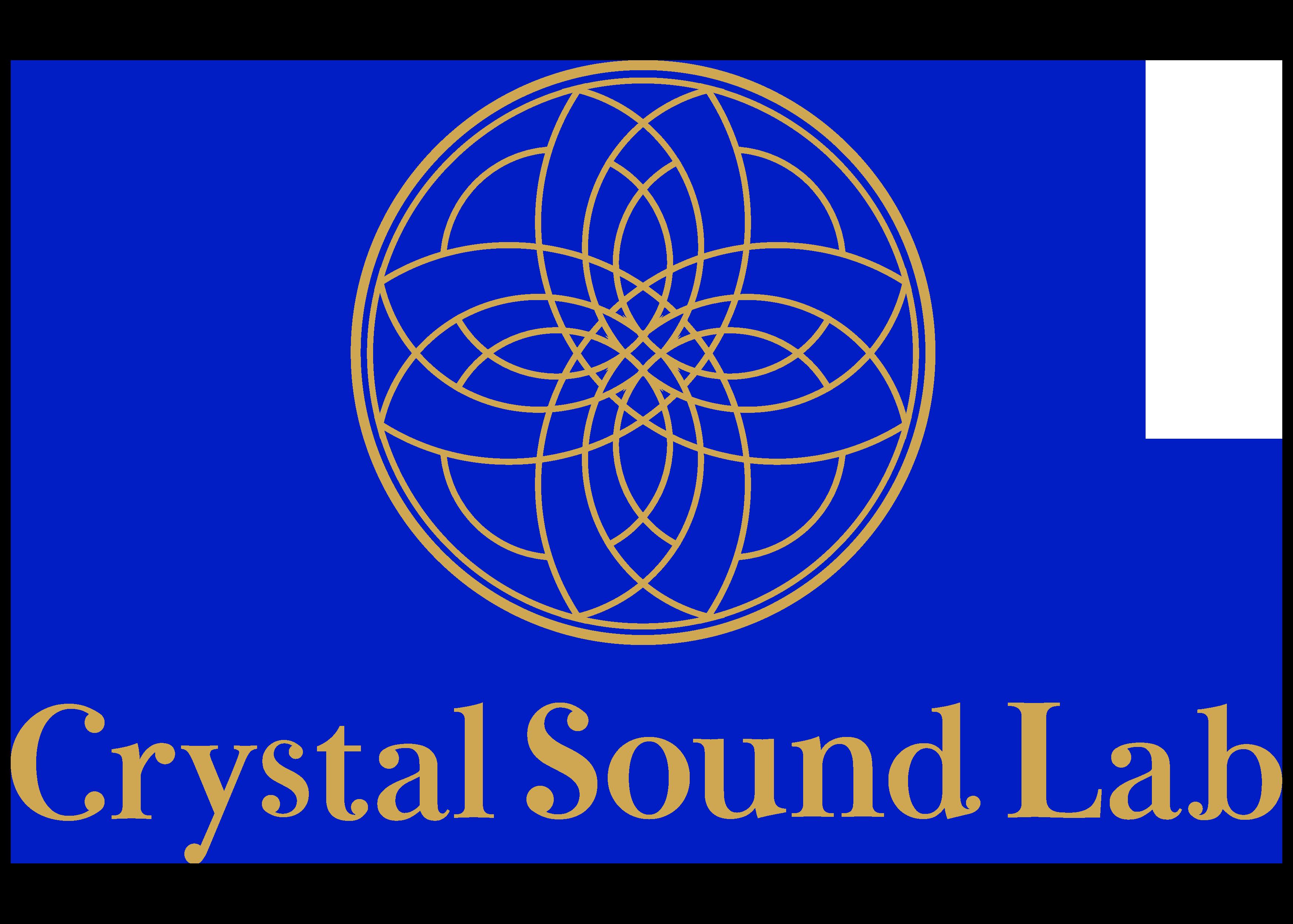 crystalsoundlabロゴ